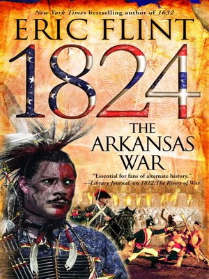 cover image of 1824: The Arkansas War