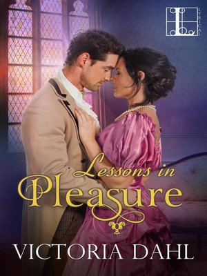 cover image of Lessons in Pleasure