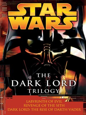 cover image of The Dark Lord Trilogy