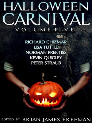 cover image of Halloween Carnival, Volume 5