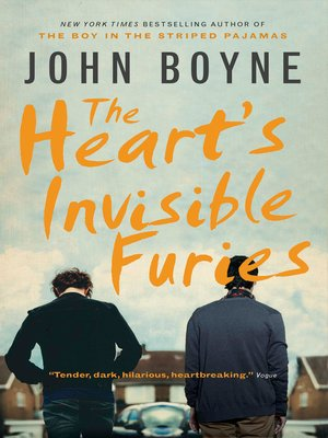 cover image of The Heart's Invisible Furies