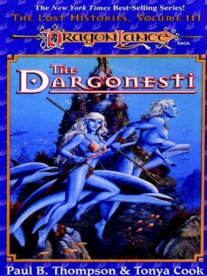 Dragonlance Lost Histories Series 183 Overdrive Rakuten border=