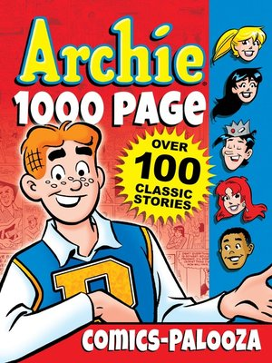 cover image of Archie 1000 Page Comics-Palooza