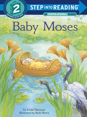 cover image of Baby Moses