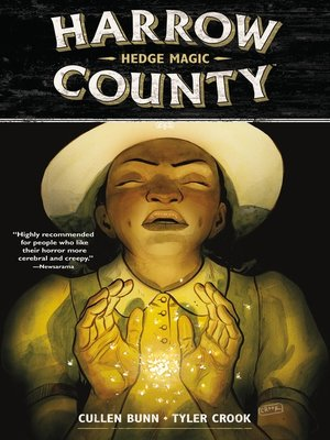 cover image of Harrow County (2015), Volume 6