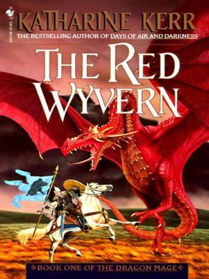 cover image of The Red Wyvern