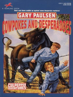 cover image of Cowpokes and Desperadoes
