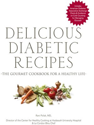 cover image of Delicious Diabetic Recipes