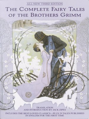 cover image of The Complete Fairy Tales of the Brothers Grimm