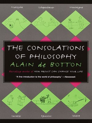 cover image of The Consolations of Philosophy