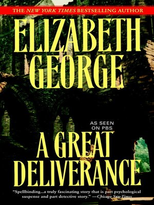 Cover image for A Great Deliverance