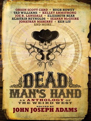 cover image of Dead Man's Hand