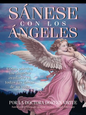 cover image of Sánese con los Ángeles
