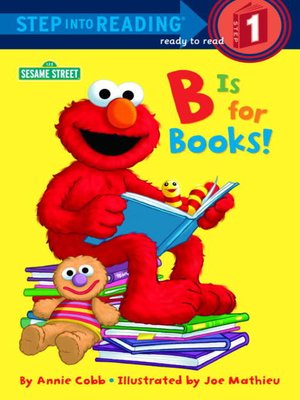 cover image of B is for Books!