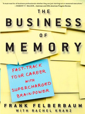 cover image of The Business of Memory
