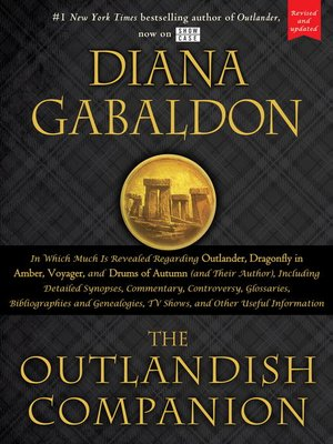cover image of The Outlandish Companion, Volume 1
