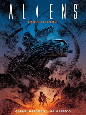 cover image of Aliens: Dust to Dust