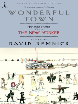 cover image of Wonderful Town
