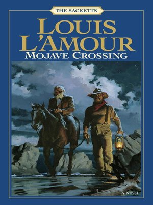 cover image of Mojave Crossing
