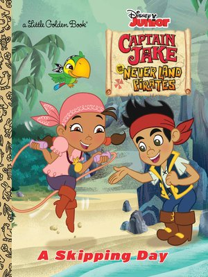 cover image of A Skipping Day (Disney Junior