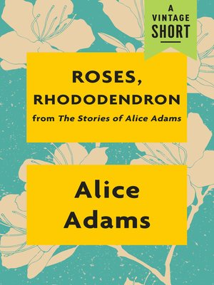 cover image of Roses, Rhododendron
