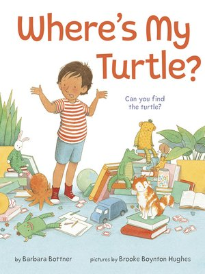 cover image of Where's My Turtle?