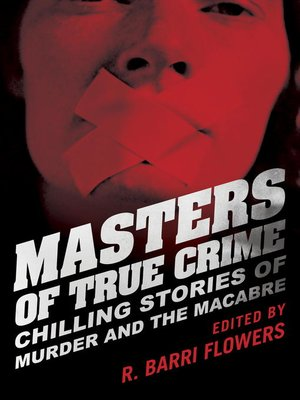 cover image of Masters of True Crime