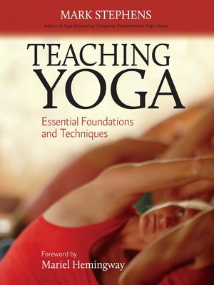 cover image of Teaching Yoga