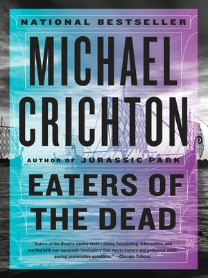 cover image of Eaters of the Dead