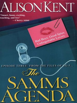 cover image of The Samms Agenda