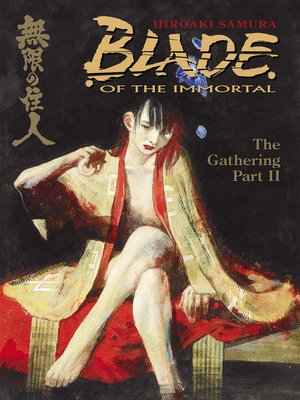 cover image of Blade of the Immortal, Volume 9