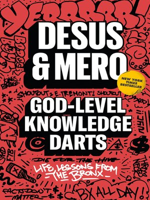 cover image of God-Level Knowledge Darts