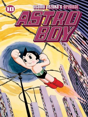 cover image of Astro Boy (2002), Volume 10