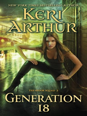 cover image of Generation 18
