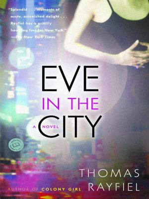 cover image of Eve in the City