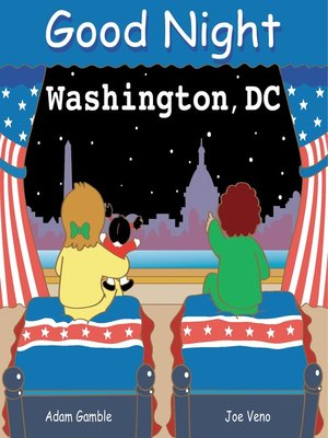cover image of Good Night Washington, DC