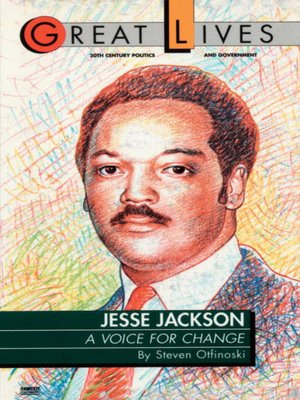 cover image of Jesse Jackson