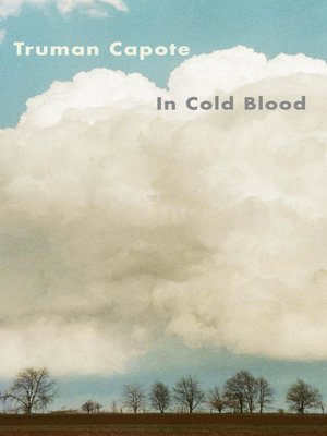 cover image of In Cold Blood