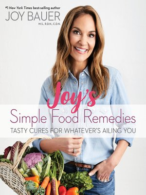 cover image of Joy's Simple Food Remedies