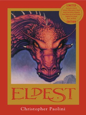 cover image of Eldest