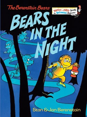 cover image of The Berenstain Bears Bears in the Night