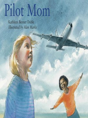 cover image of Pilot Mom