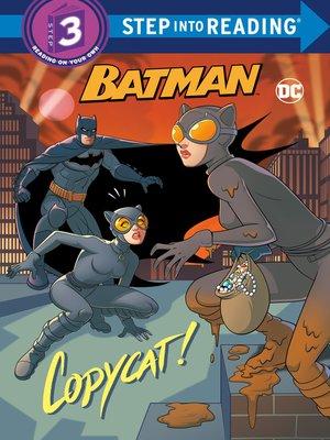 cover image of Copycat! (DC Super Heroes