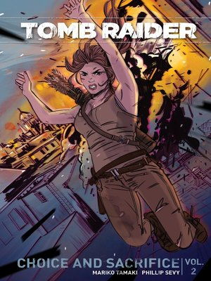 cover image of Tomb Raider Volume 2