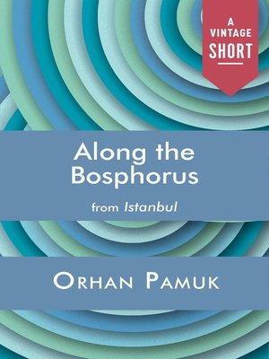 cover image of Along the Bosphorus