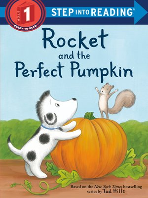 cover image of Rocket and the Perfect Pumpkin