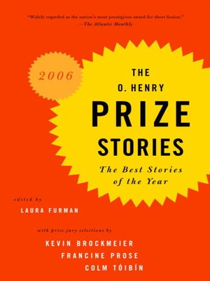 cover image of The O. Henry Prize Stories 2006