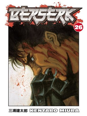 cover image of Berserk, Volume 26