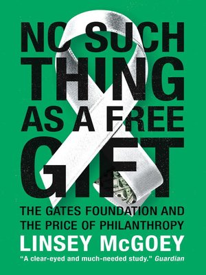 cover image of No Such Thing as a Free Gift