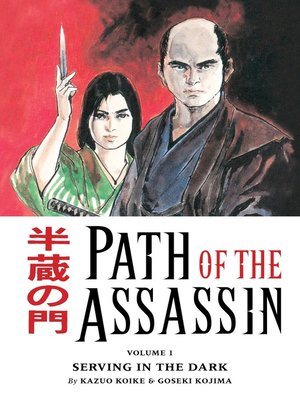 cover image of Path of the Assassin, Volume 1